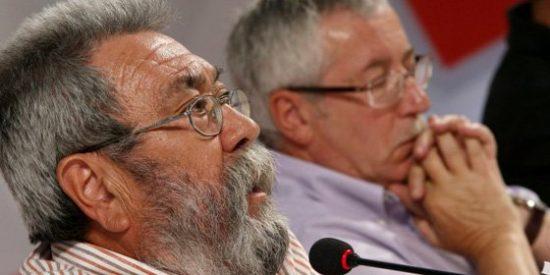 Los sindicatos exigen un referéndum sobre los recortes, pero no sobre sus suculentas subvenciones