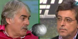 """Siro López le clava un dardo envenenado a José Damián González tras asegurar Mourinho que la prensa había anticipado la derrota del Madrid: """"Eres uno a los que se te ha fastidiado la crónica"""""""