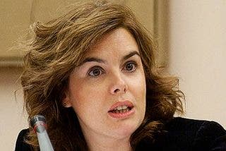 Soraya presidirá la delegación española al doctorado de San Juan de Ávila
