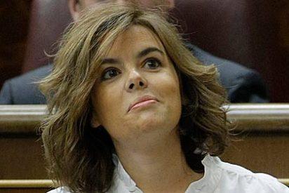 ¿Pierde pie y poder la vicepresidenta Soraya Sáenz de Santamaría?