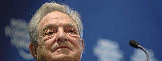 """Soros: """"El gobierno de España se ha vuelto demasiado servil con Alemania"""""""