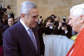 """El presidente libanés asegura que el Papa """"lanzará un llamamiento al diálogo"""""""