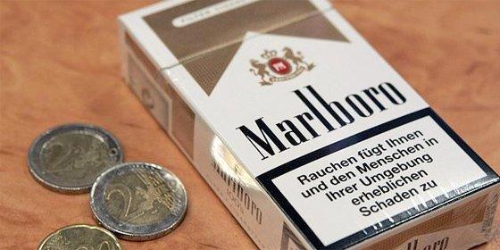 Phillip Morris bajará 25 céntimos la cajetilla de Marlboro