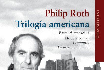 Lo mejor de Philip Roth, el último Príncipe de Asturias de Literatura
