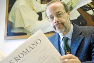 EL director de L'Osservatore duda de la autenticidad del papiro del 'Jesús casado'