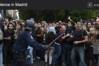 """Ante el """"25-S"""" 2012"""