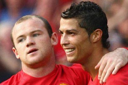 """Wayne Rooney: """"Cristiano es la persona con más autoestima que conozco"""""""