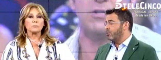 Brutal: se descubre por qué Jorge Javier y Mila Ximénez rompieron su amistad y Belén Esteban decide irse de 'Sálvame'