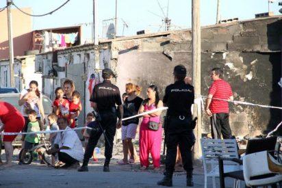 Los 'populares' anuncian ahora que van a desmantelar el poblado de Son Banya
