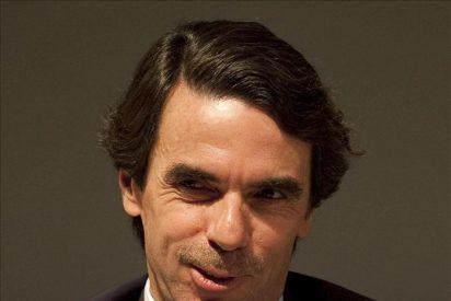 """Mensaje de Aznar a los nacionalistas: """"Somos objetivamente españoles"""""""
