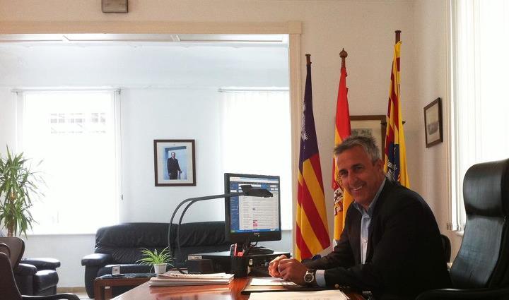 Dimite el delegado del Gobierno en Menorca tras ser imputado en la trama Over Marketing