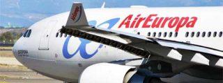 Chocan dos aviones en la Terminal 1 de Barajas con 681 pasajeros a bordo