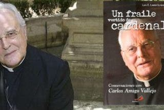 """El cardenal Amigo, """"Autor del Año"""" de San Pablo"""