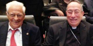 Padre Ángel y el cardenal Maradiaga, dos testigos creíbles