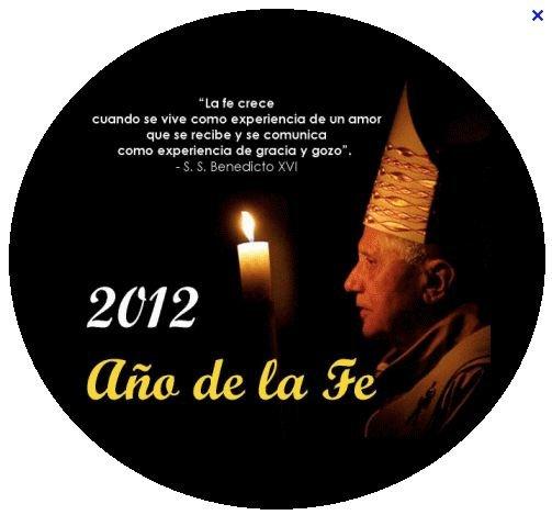 El año de la Fe. ¿Qué fe hay que celebrar?