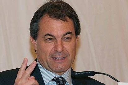"""Artur Mas: """"Cataluña debe salir del café para todos que impone España"""""""