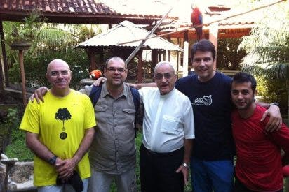 "José Luis Azcona, un obispo español ""marcado"" para morir en Brasil"