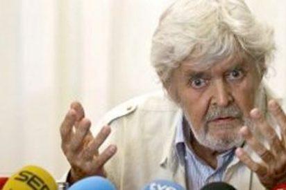 El nacionalista Xosé Manuel Beiras a veces ve muertos