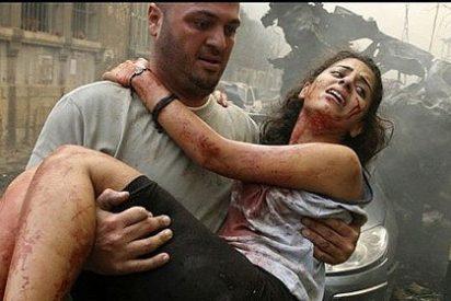 Los sirios matan en un salvaje atentado al jefe de los servicios secretos libaneses