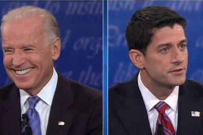 Biden se lanza 'a la yugular' de Ryan pero los sondeos dan la victoria al republicano