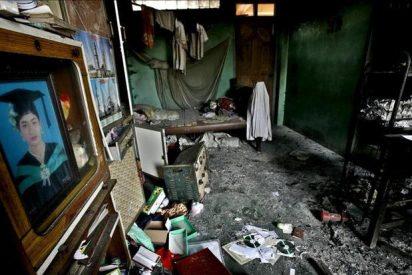 Al menos cinco muertos por disturbios religiosos en Birmania