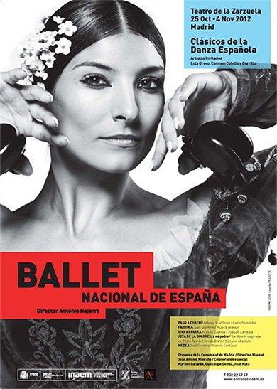 ¿Existe eso que se llama danza española?