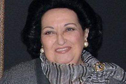 "Montserrat Caballé, ingresada tras sufrir un ictus ""muy leve"""