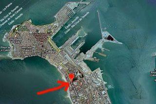 Los cacos roban cientos de kilos de droga del depósito policial de Cádiz