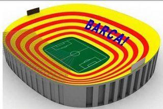 "Xavi: ""La senyera me parece fenomenal, representamos al Barça y Cataluña"""
