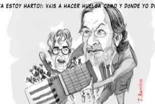 Enric González deja de existir para los directivos de El País: Cebrián y Moreno eliminan la mención que de él hizo Santos Juliá en un artículo de opinión