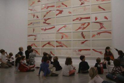 Los niños y el arte: cuando sea mayor iré a los museos
