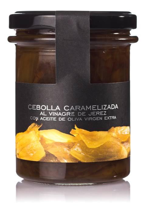 Cebolla Caramelizada al Vinagre de Jerez La Chinata