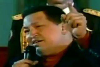 Hugo Chávez viola la ley electoral por televisión y redes sociales