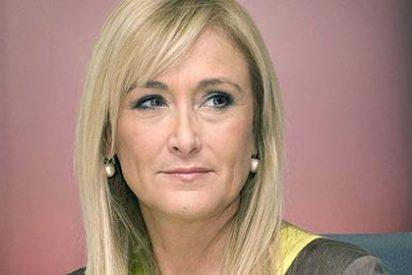 """Cristina Cifuentes: """"La Policía actuará este martes para proteger el Congreso"""""""