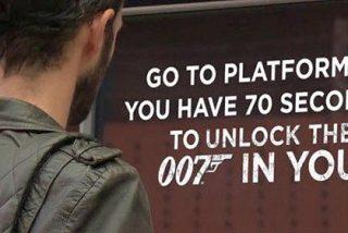 ¿Le gustaría ser James Bond durante 70 segundos?... Mire este vídeo