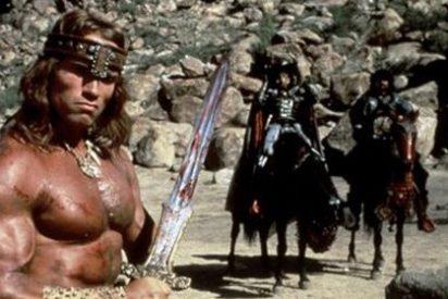 'Conan, el jubilado': Schwarzenegger vuelve a empuñar la espada Atlantean