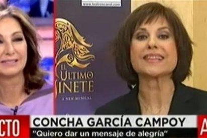 """Campoy reaparece en 'El programa de AR': """"Ya le he dicho a Vasile que me encuentro preparada"""""""