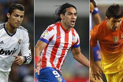 Ya hay lista de candidatos para el Balón de Oro: Messi, Cristiano, Falcao y 7 españoles