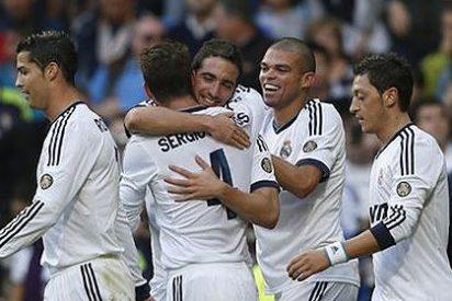 El Real Madrid aguanta el 'virus FIFA' y gana 2-0 al Celta de Vigo