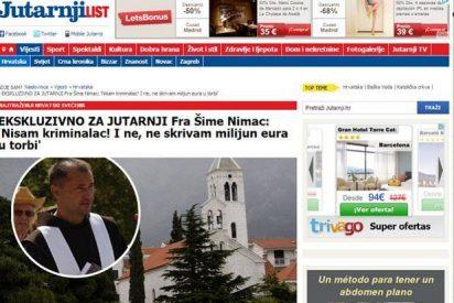 Un sacerdote croata se fuga con un millón de euros y una mujer casada