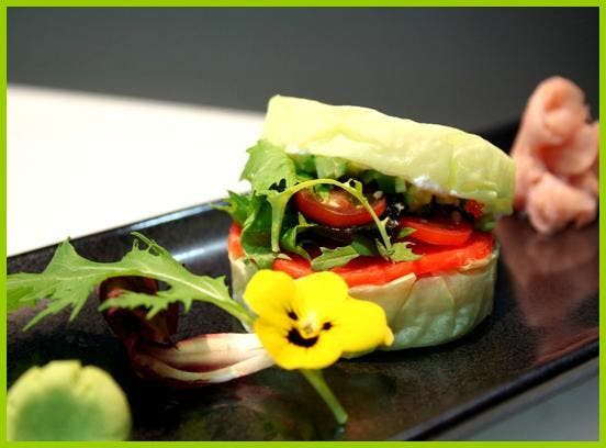 Daisuku sorprende con la nueva sushi-burger y su catering Daisuki Japanese Experience