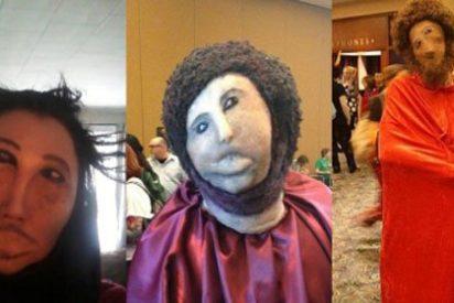 El 'Ecce Homo' español triunfa como disfraz de Halloween en EEUU