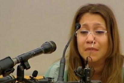 Condenada a 99 años de cárcel por pegar las manos de su hija a la pared