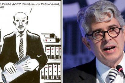 """Otro 'roto' a la cúpula de Prisa en El País: """"Lo que no se puede decir lo publicamos, pero sin tinta"""""""