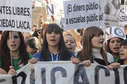 """Lemas del 'Cojo Manteca' para protestar contra Wert: """"El hijo del obrero a la Universidad"""""""