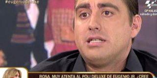 Momento aterrador del sobrino de Ortega Cano durante la publicidad del 'Deluxe': insultos, traiciones y ataques