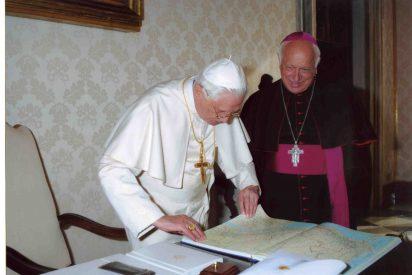 """Ezzati: """"El Papa sufre con nosotros por la situación que estamos viviendo"""""""
