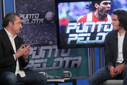 """Radamel Falcao: """"Seguir en el Atlético de Madrid no depende de mí"""""""