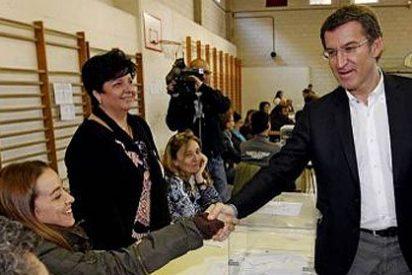 La participación electoral baja un 2,3% en País Vasco y un 3,3% en Galicia