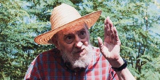 """El 'resucitado' Fidel Castro tiene un mensaje para las """"aves de mal agüero"""""""